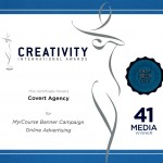 Creativity International Award